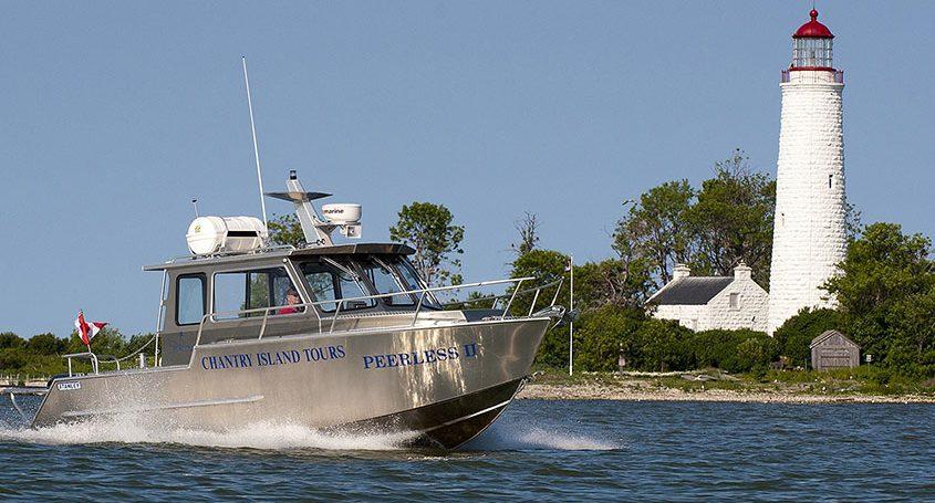 Stanley Boats' Passenger Vessel