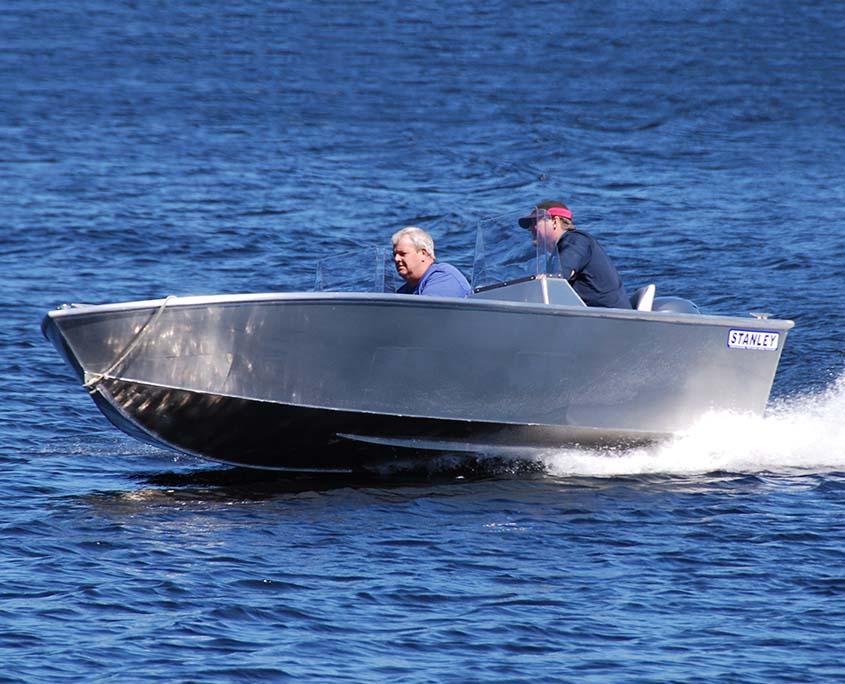 Tiller - Stanley Boats