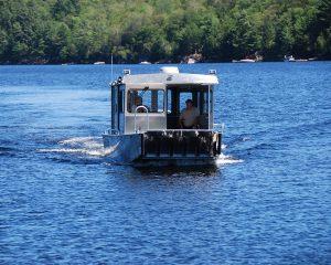 Stanley Aluminum Boats - 26' Medical Transport Vessel