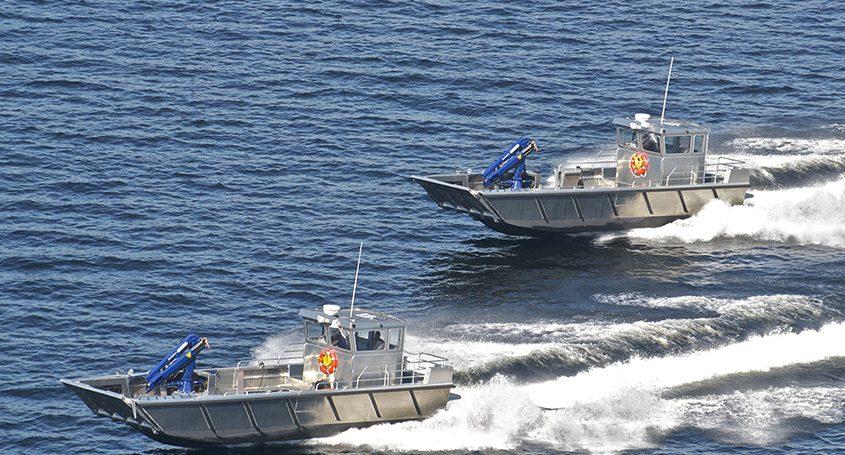 Stanley Boats' Landing Craft